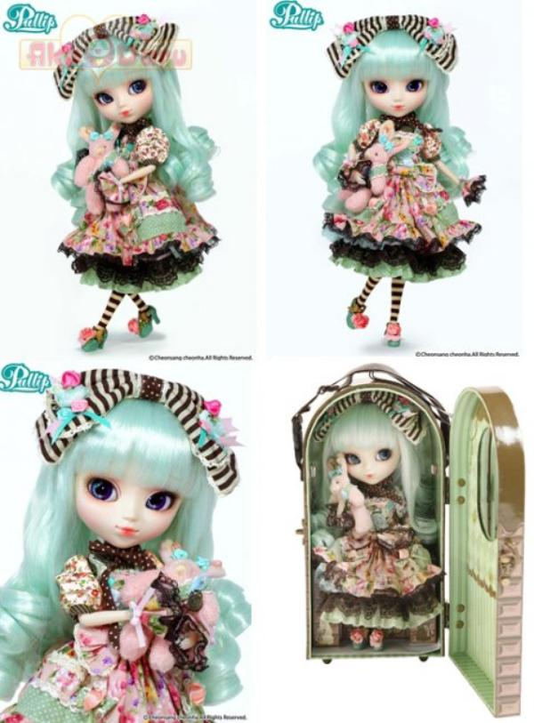 153 blog de hatchietsespullips for Alice du jardin pullip