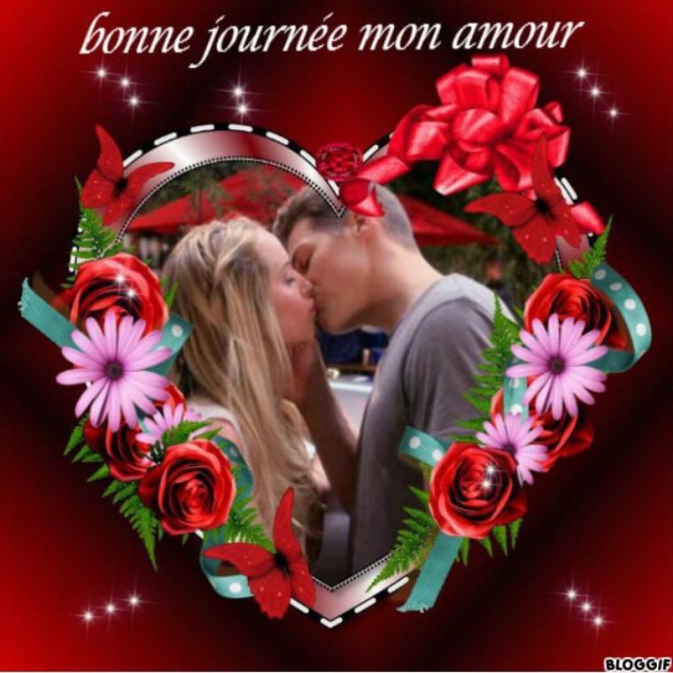 bonne journée mon coeur - Blog de amour88