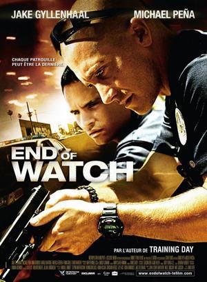 CUT KILLER SHOW du 10/11/12 | END OF WATCH