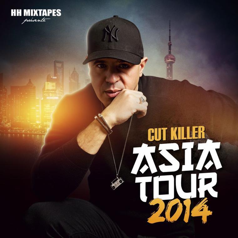 Mixtape [Cut Killer - Asia Tour 2014]