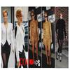 """-----------------------   Rihanna à été apercu le 24 nov. l'apres-midi quittant les studios . Puis on la re-apercu le soir   à la célébration de la sortie de """"Rated R à New-York        -----------------------"""