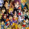 une image de dragon ball z