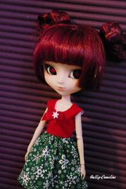 Sixième doll - Iris