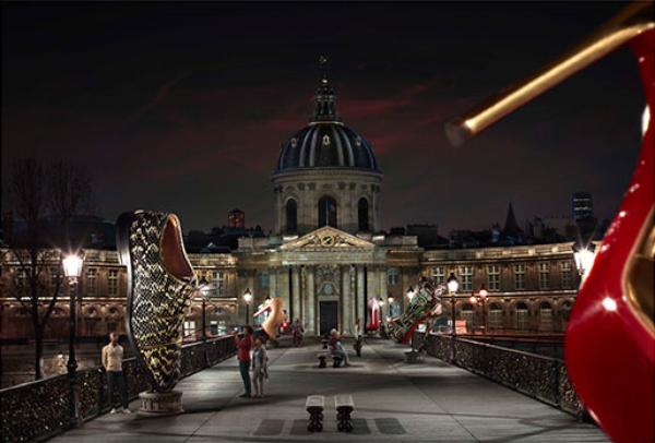 Campagne Louboutin Fall 2012/13.