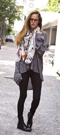 Street style - October 2013.