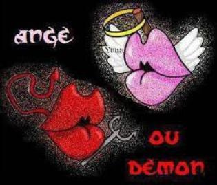 T'es plutôt Ange ou Démon ??