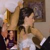 Vie Privée/Diversité  gg  Le mariage de Katie et Tom Cruise  gg Katie se préparant avant la cérémonie & posant avec Giorgio Armani   gg