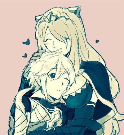 Couple : Corrin (H) X Camilla Fire Emblem Fates