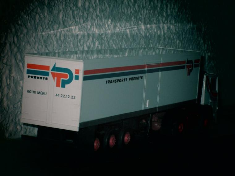 RENAULT R 310 transports  PREVOTE 60 méru
