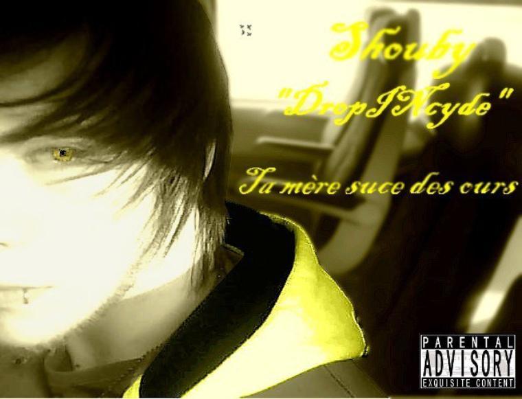 """DropINcyde Album (Shouby) """"Ta mère suce des ours"""" 2012"""