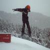 Week end ski!