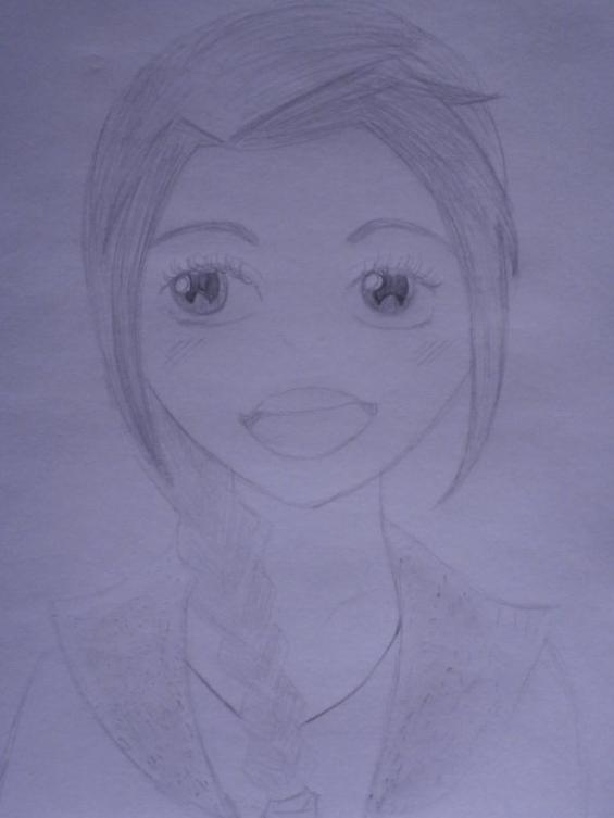 Un nouveau dessin, ça vous dit ? :)