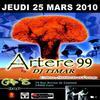 ARTERE 99 en live au GP'S BAR (caen) le 25/03       venez nombreux,entrée gratuite!!!