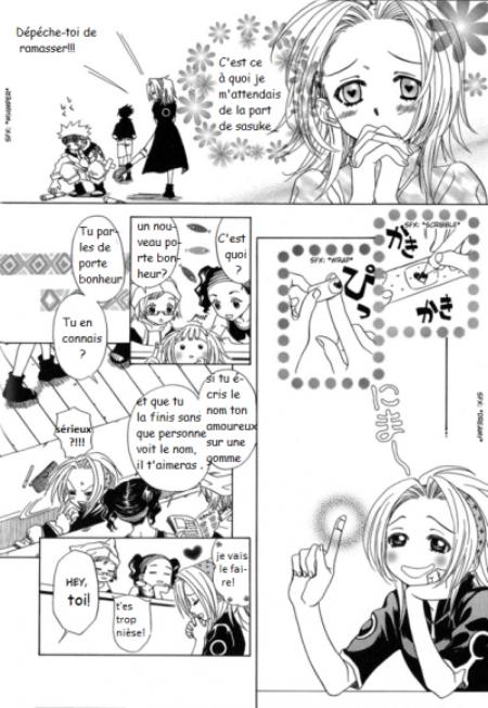 Doujin SasuSaku : Cherry