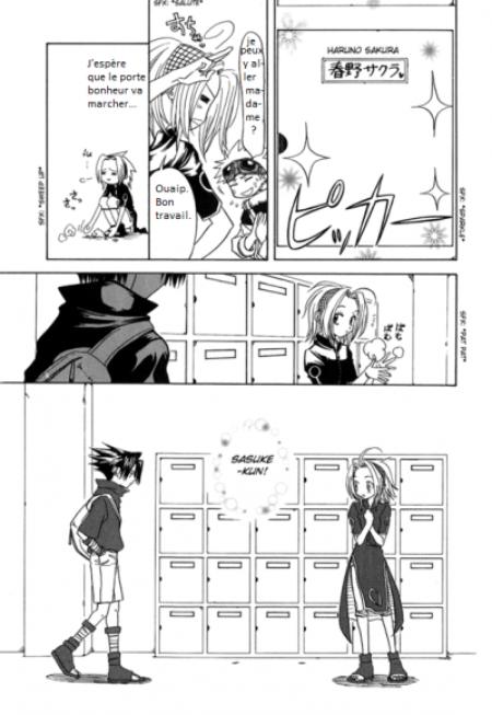 Doujin SasuSaku : Cherry [suite 2]