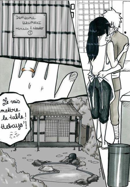 Doujin SasuSaku : Omoide o Arui [suite 3]