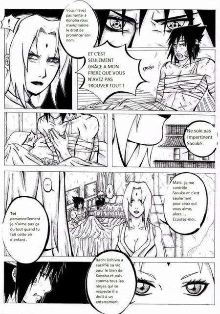 Doujin SasuSaku : The lost promise