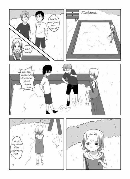 Doujin SasuSaku : My Sweet Vampire [suite 2]