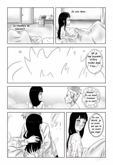 Doujin SasuSaku : My Sweet Vampire [suite 4]