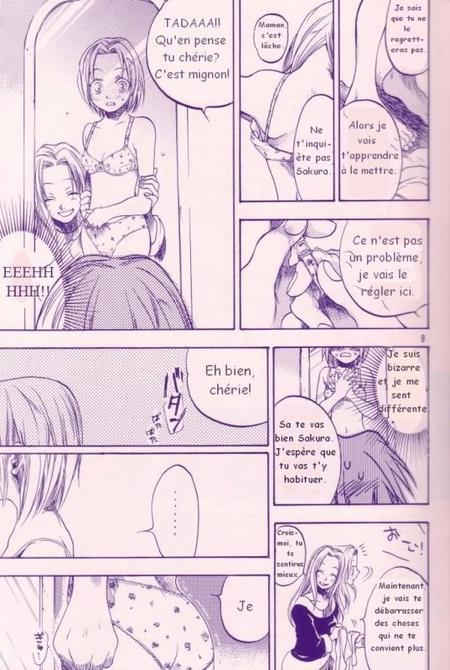 Doujin SasuSaku : The Play of Adolescence