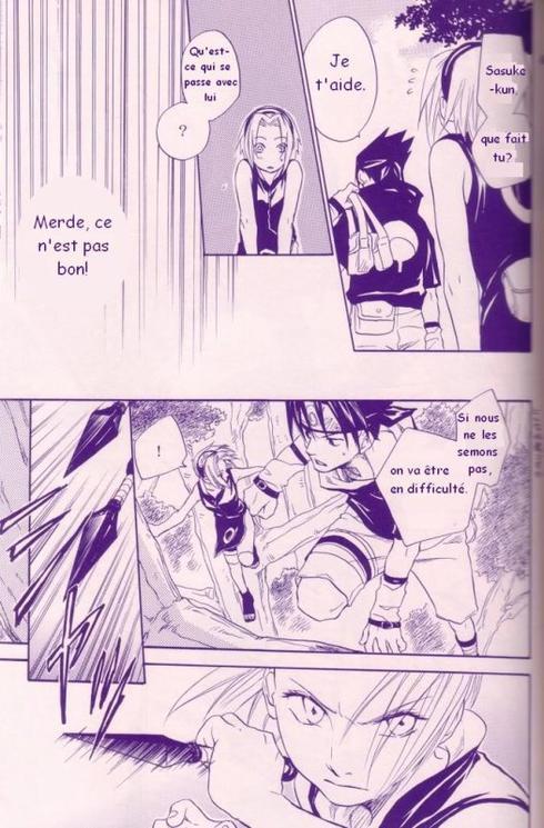 Doujin SasuSaku : The Play of Adolescence [suite 4]