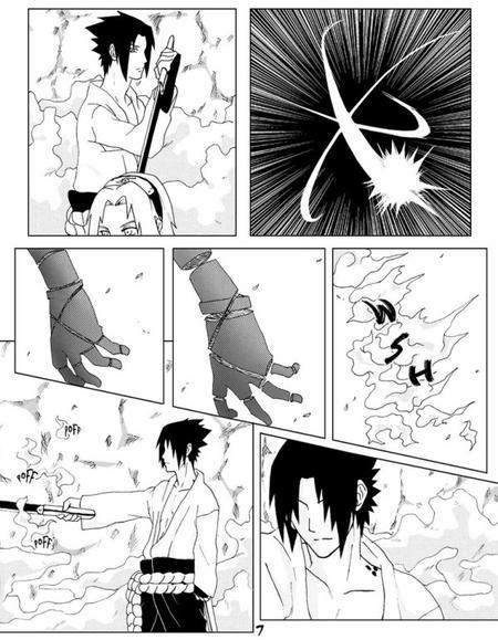 SasuSaku : Force Me