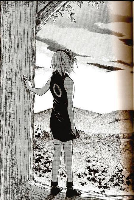 Doujin SasuSaku : Hide and Seek