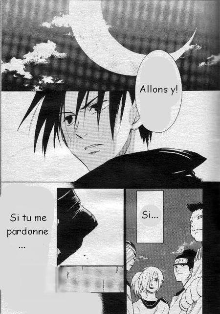 Doujin SasuSaku : Ring [suite 2]
