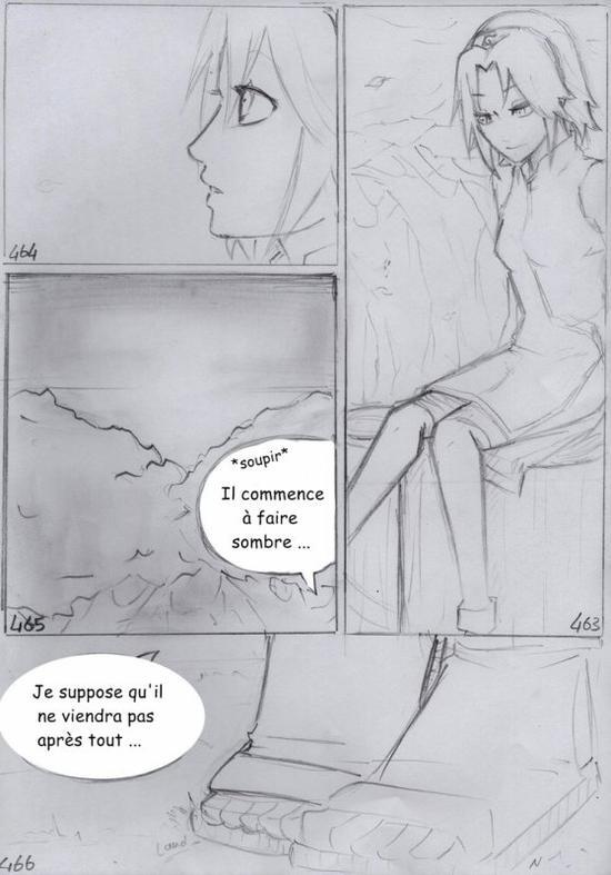 Doujin SasuSaku : A Small Favor [suite 9]