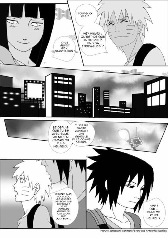 Doujin SasuSaku : Konoha High School [suite 9]