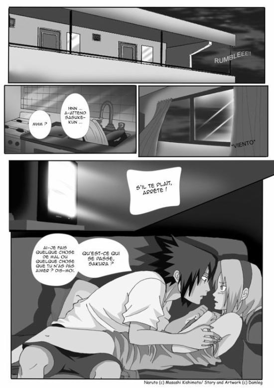 Doujin SasuSaku : Konoha High School [suite 10]