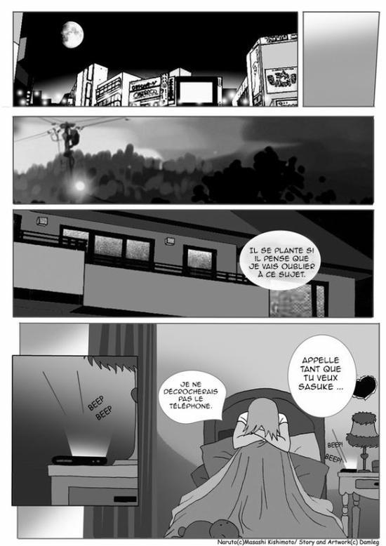 Doujin SasuSaku : Konoha High School [suite 21]