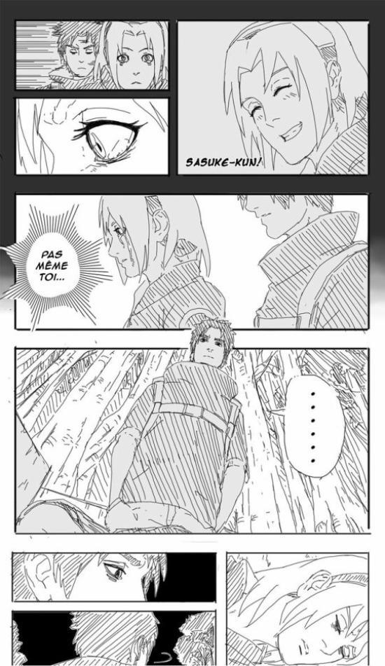 Doujin SasuSaku : (sans titre)