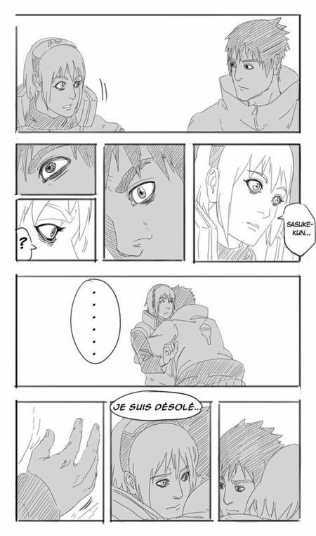 Doujin SasuSaku : Sorry