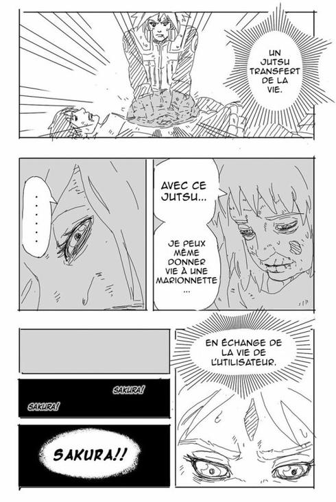 Doujin SasuSaku : What should have happened