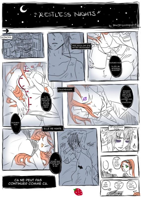 Mini scènes SasuSaku (12)