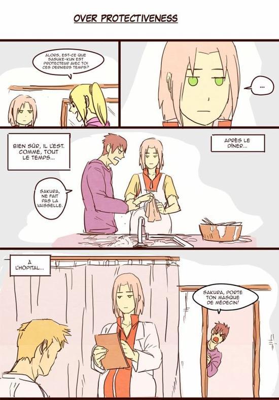 Mini scènes SasuSaku (19)