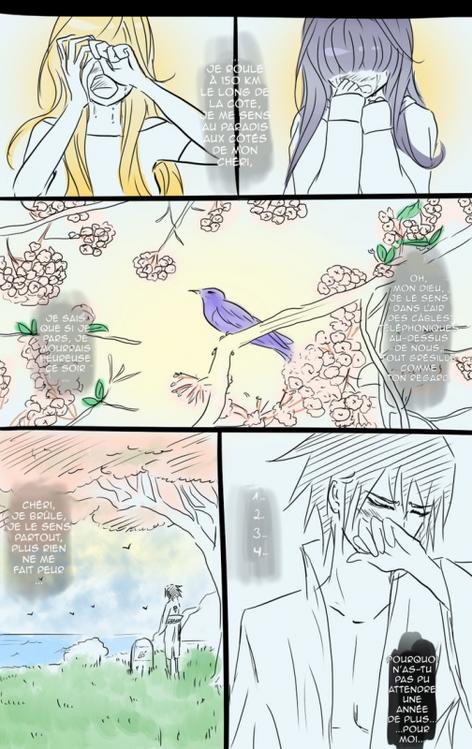 SasuSaku Month [Jour 2 : Late] (suite 2)