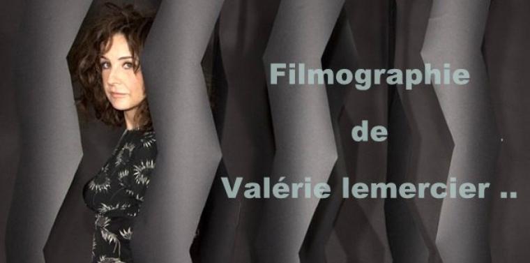 Filmographie de Valérie Lemercier