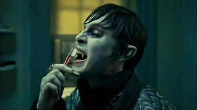 Un mythe à part: les vampires