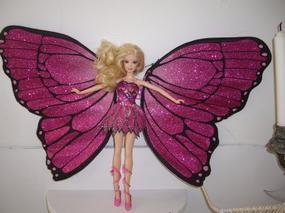 barbie fee mariposa 2007 manque