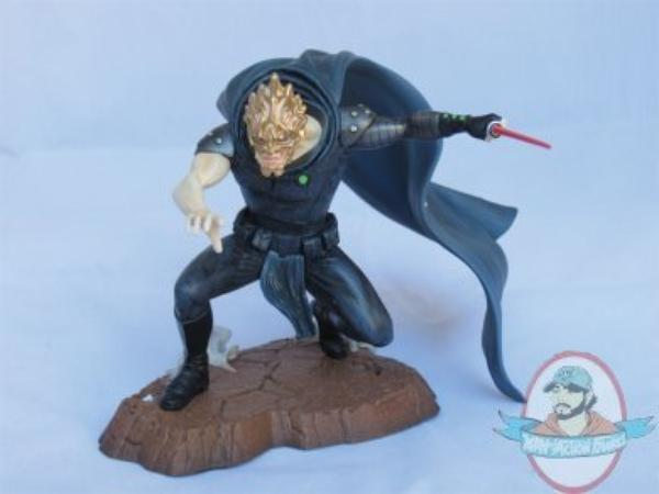 dark bane maquette