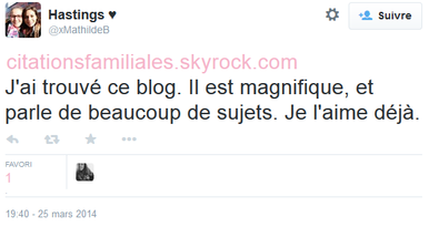 Blog De Citationsfamiliales Premier Blog Sur Les