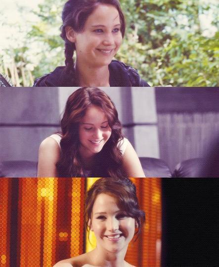 Katniss Everdeen, the Mockinjay