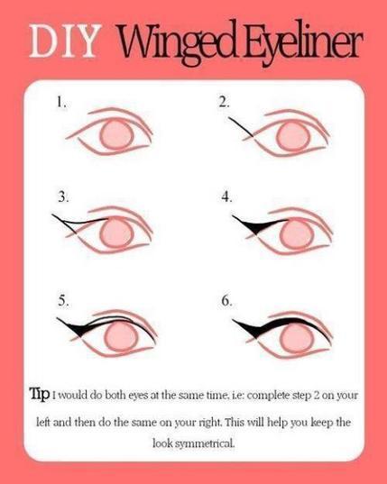 Articles de astucedemode tagg s eye liner les astuce de mode - Astuce de maquillage pour les yeux marrons ...