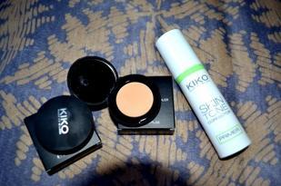Test: Quelques produits by KIKO