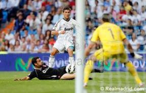 Liga - 3ème journée Real Madrid - Grenade : 3-0