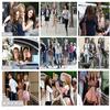 """--  22 au 30 juin l  La semaine chargée de katie et ses co-stars selena gomez et leighton meester à Paris sur le tournage de """"monte carlo""""  --"""