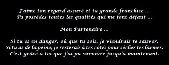 ♠ Mon Partenaire ♠