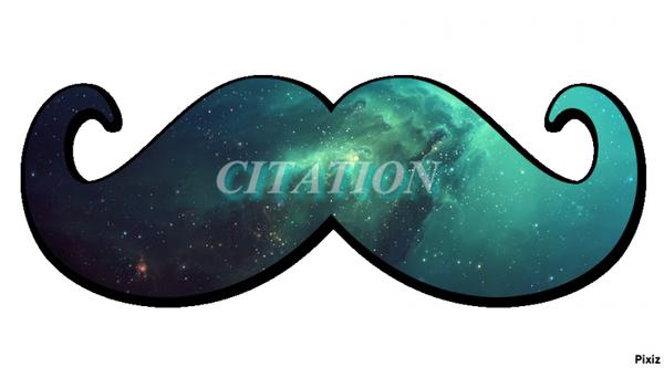 Citation ღ